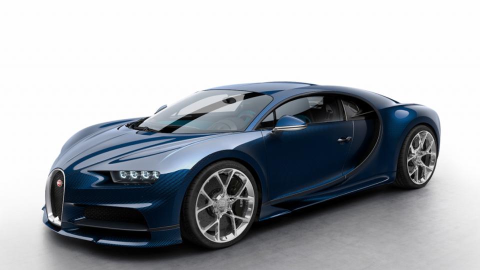 Duurste auto 2019 de Bugatti