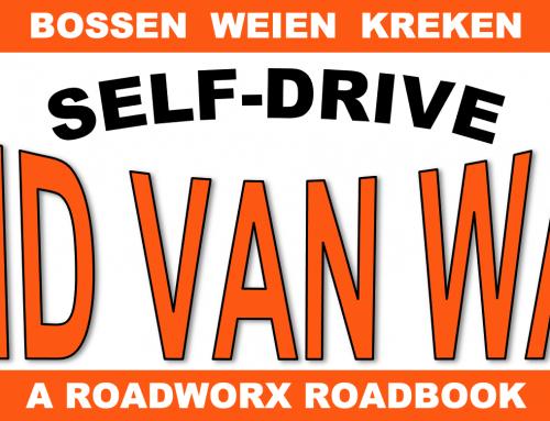 Self-drive rally door het Land van Waas